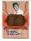 2005 Upper Deck BROOKS ROBINSON Hall Worthy Auto Autograph Orioles 16 25
