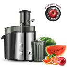 Electric Juice Extractor 700W Centrifugal Juicer Machine Fruits Vegetables Maker
