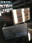 Lot of 2 Vintage Old Wood Rustic Fruit Crate Display Box Antique Shelf Crates