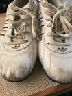 MENS ADIDAS ORIGINALS ADI RACER LOW GOODYEAR WHITE LEATHER SHOES 75