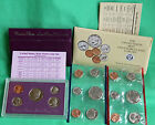 1990 Proof and Uncirculated Annual US Mint Coin Sets PDS 15 Coins 2 Complete Set