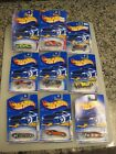 9 2000 2001 Hot Wheels With Japanese Labels Japan B7766