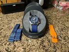 Citizen Promaster Professional Diver Dark Blue BN0151-09L with extras