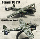 WWII German Dornier Do 217 bomber aircraft 1 144 plane diecast model