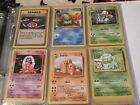 Rare pokmon cards 1995 in excellent condition no marks or scratches