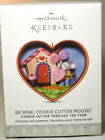 Hallmark: Be Mine, Cookie Cutter Mouse! - Cookie Cutter Through Year - Ornament