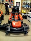 HUSQVARNA R322T AWD RIDER PRO LAWN MOWER WITH 48 DECK