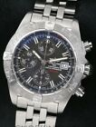 Mens Breitling Windrider Galactic Chrono A13364 43mm Box and Papers Automatic
