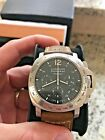 Panerai Luminor Daylight Pam00250 in great shape with box and papers