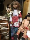 Annette Himstedt Doll Arapati 2005 Collection! Beautiful!