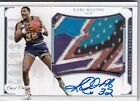 2015-16 Panini Immaculate COLOSSAL 6clr Karl Malone auto Patch 1 of 1!
