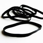 HEAVY DUTY LARGE BLACK RUBBER BANDS  Resist the Elements 20 Pack 35 x 1 4