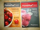 Weight Watchers Points Plus 2012 Meet Points Plus 2012 + Living PP NEW