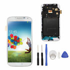For Samsung Galaxy S4 i9500 i9505 LCD Display Touch Screen Digitizer +Tools Lot