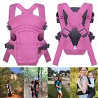 Easy on  Easy Off M position Baby Carriers Slings Backpack Outdoor Hip friendly