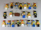 20 Genuine LEGO® Pirate Minifigures - Huge Bulk Lot