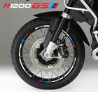 BMW R1200GS Adventure motorcycle wheel decals rims stickers stripes R1200 GS gsa