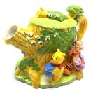 Disney 1994 Winnie the Pooh, Tiger, Piglet and Eeyore Holiday Teapot Limited Ed.
