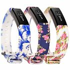 3 PACK For Fitbit Alta HR Wrist Brcelet Band Strap Silicone Small Large