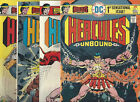HERCULES UNBOUND Lot of 4 DC Comic Books  1 2 3 4 VF or better condition