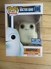 Funko Pop Television BBC Doctor Who ADIPOSE 240 Hot Topic Exclusive GITD