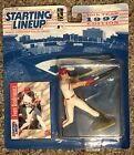 Ivan Pudge Rodriguez Texas Rangers Starting Lineup 1997 10th Year Edition