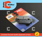 1994 - 2007 HONDA VT600C SHADOW VLX DELUXE - FRONT EBC ORGANIC BRAKE PADS
