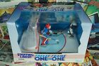 1997 Starting Lineup NHL Freeze Frame One on One Joe Sakic & Mike Richter