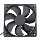 Wholesale 10pcs 24V 2PIN 120X25mm 12cm Cooling Cooler Fan For Computer Industry