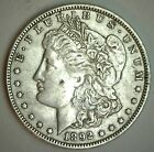 1892 O Morgan Silver One Dollar US Coin Extra Fine New Orleans 1