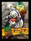 EMMITT SMITH 1996 NFL LASERS SERIES CERTIFIED ON CARD AUTO DALLAS COWBOYS HOF