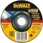 BRAND NEW DEWALT INOX CUTTING DISC 125MM X 6MM