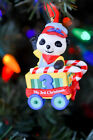 Hallmark - A Child's 3rd Christmas - Undated - Child's Age Collection Ornament