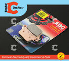 2007 - 2015 HONDA CBR600RR / RRA - EBC HH RATED REAR BRAKE PADS