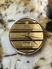 PIAGET POLO DAY-DATE 18P COMPLETE WORKING  MOVEMENT W/ 18K GOLD DIAL