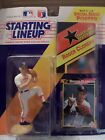 1992 STARTING LINEUP ROGER CLEMENS, Includes Super Star Poster From Kenner