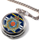 Royal Army Service Corps Full Hunter Pocket Watch (Optional Engraving)