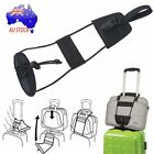 Travel Luggage Suitcase Adjustable Tape Belt Add A Bag Strap Carry On Bungee  SK