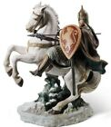 Lladro Alexander Nevski 1950 Horse Sculpture Limited Edition 01001950 box