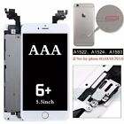 OEM For iPhone 6 Plus LCD Touch Screen Display Full Replacement +Button Camera