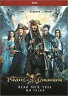 Pirates of the Caribbean Dead Men Tell No Tales DVD 2017