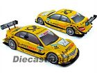 MERCEDES C CLASS DTM 2011 17 DAVID COULTHARD 118 NOREV 183581 YELLOW DIECAST
