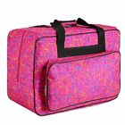 Homdox Sewing Machine Carrying Case Tote Bag Universal Waterproof Rose Red Other