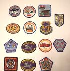 Royal Ranger Pow Wow Patches Assorted States Between 1984 1998 Lot of 14