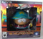 NEW MINT UNCENSORED US PS3 South Park Stick of Truth Grand Wizard Edition KidRob