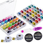 Sewing Machine Accessories Embroidery Thread Floss Sew Kits Tools Craft Art Box