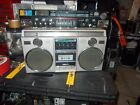 Panasonic RX 5050 Ambience Stereo Boombox Ghetto Blaster - Tape Player Broken