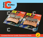 1994 - 1997 TRIUMPH DAYTONA SUPER III - FRONT EBC HH RATED SINTERED BRAKE PADS