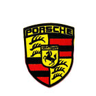 Automobile Car Sign Racing Sport Por-sche Stuttgart Patch Embroidered DIY Shirt