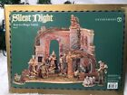 NEW DEPARTMENT 56 SILENT NIGHT AWAY IN A MANGER NATIVITY SET OF 11 40508